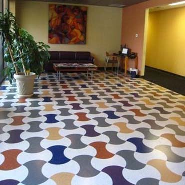 Azrock Solid Vinyl Tile | Los Angeles, CA
